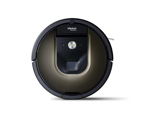 Aspirateur robot iRobot Roomba 980 Connecté pour 900€