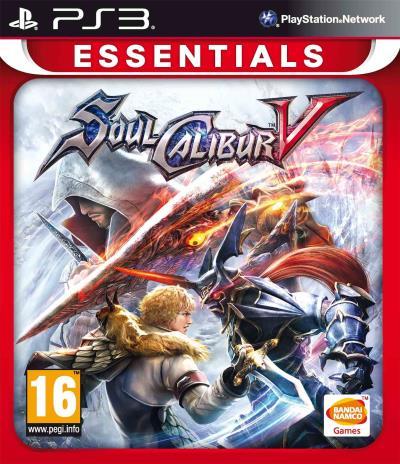 Soul Calibur V Essentials - PlayStation 3