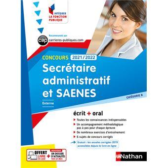 concours de secretaire medicale fonction publique