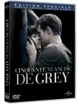 Cinquante nuances de Grey DVD (DVD)