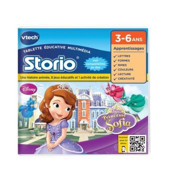 Jeu storio vtech princesse sofia jeu junior achat - Jeux de princesse sofia gratuit ...