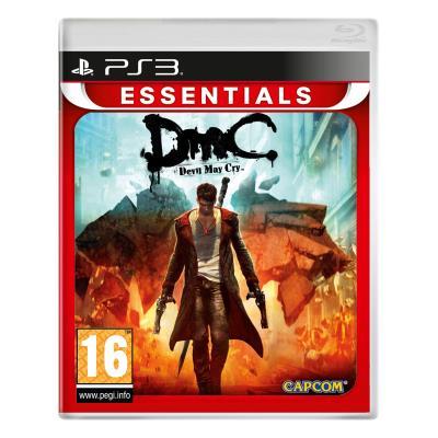DMC Devil May Cry Essentials PS3 - PlayStation 3