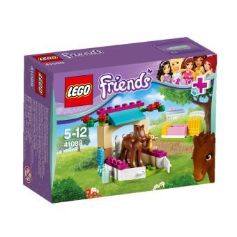 lego friends 41089 le petit poulain