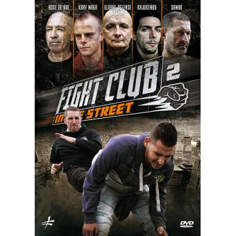 fight club in the street volume 2 dvd dvd multi zones achat prix fnac. Black Bedroom Furniture Sets. Home Design Ideas