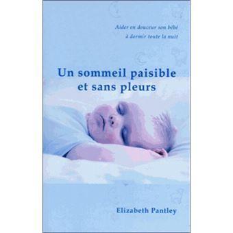 un sommeil paisible et sans pleurs pdf gratuit