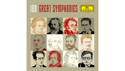 100 great symphonies Coffret 56 CD
