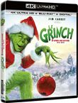 Le Grinch - 4K Ultra HD + Blu-ray + Digital