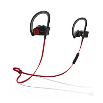 ecouteurs beats powerbeats sans fil noir casque audio achat prix fnac. Black Bedroom Furniture Sets. Home Design Ideas