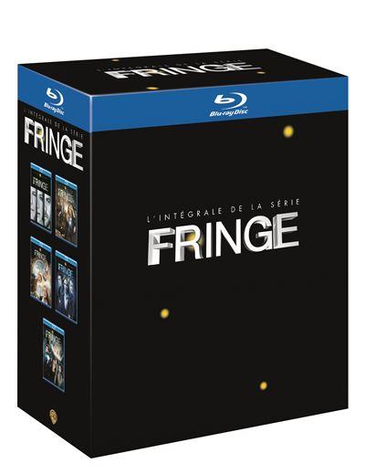 Coffret intégral des Saisons 1 à 5 - Blu-Ray