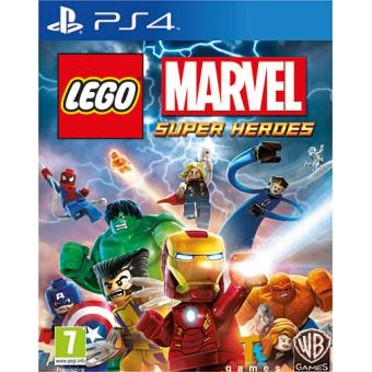 lego marvel super heroes ps4 sur playstation 4 jeux vid o achat prix fnac. Black Bedroom Furniture Sets. Home Design Ideas
