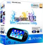 Console PS Vita WiFi Sony + Final Fantasy X et X-2 HD