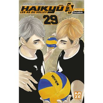 Haikyu, les as du volley - Tome 29 : Haikyu, les as du volley