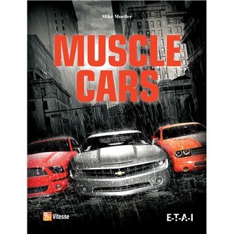 muscle cars broch m mueller achat livre prix. Black Bedroom Furniture Sets. Home Design Ideas