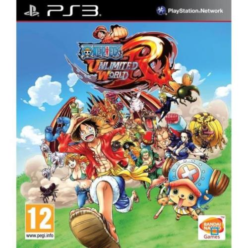 One Piece Unlimited World Red PS3 - PlayStation 3