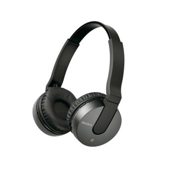 casque bluetooth antibruit sony mdr zx550bn noire casque. Black Bedroom Furniture Sets. Home Design Ideas