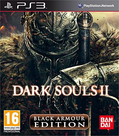 Dark Souls 2 Edition Black Armour PS3 - PlayStation 3