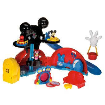 la maison de mickey fisher price univers miniature achat prix fnac. Black Bedroom Furniture Sets. Home Design Ideas