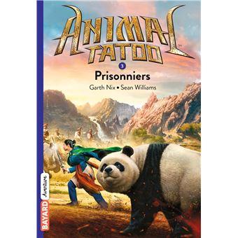 Animal tatoo - Prisonniers Tome 03 : Animal Tatoo poche saison 1