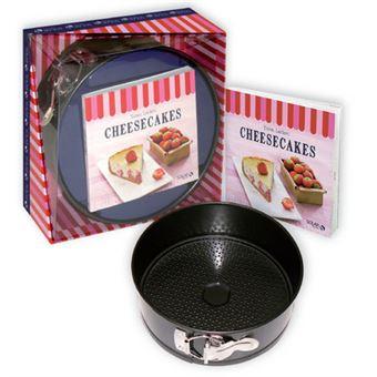 coffret cheesecakes avec un moule boites et accessoires yann leclerc achat livre prix. Black Bedroom Furniture Sets. Home Design Ideas