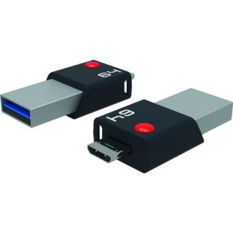 Clé USB 3.0 OTG Emtec T200 64 Go