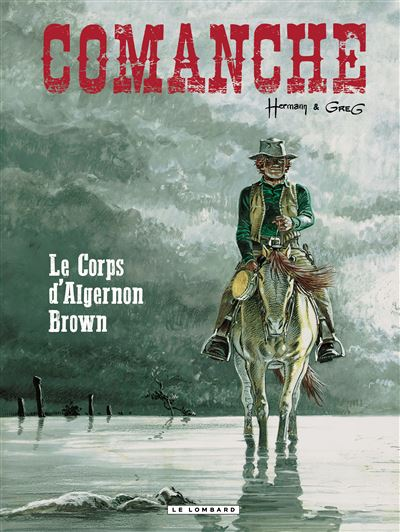 Le corps d´Algernon Brown