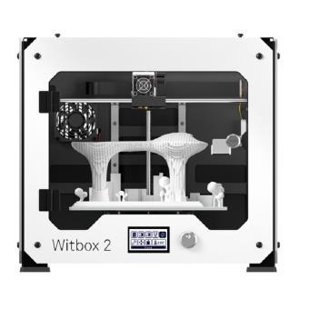 imprimante 3d bq witbox 2 imprimante 3d achat prix fnac. Black Bedroom Furniture Sets. Home Design Ideas
