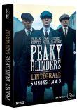 Peaky Blinders - L'intégrale saisons 1, 2 & 3 (DVD)