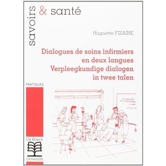 Dialogues soins inf. 2 langues