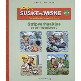 Junior Suske En Wiske - JUNIOR SUSKE EN WISKE STRIPVERHAALTJES OP AVI 2