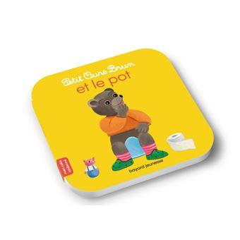 Petit Ours Brun -  : Petit Ours Brun et le pot
