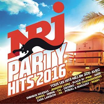 NRJ Party Hits 2016 Coffret - Various - CD album - Achat ...