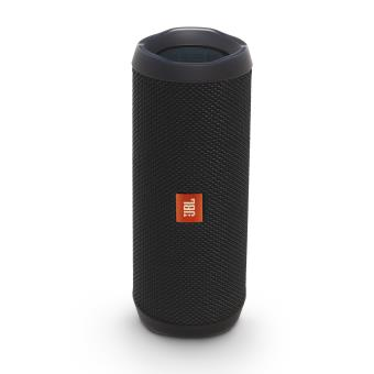 enceinte jbl flip 4 bluetooth noir mini enceintes. Black Bedroom Furniture Sets. Home Design Ideas