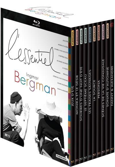 L? Essentiel Ingmar Bergman Blu-Ray