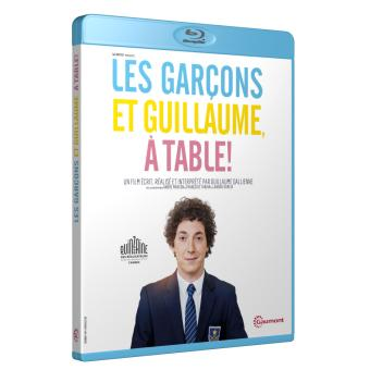 Les gar ons et guillaume table blu ray blu ray - Guillaume et les garcons a table trailer ...