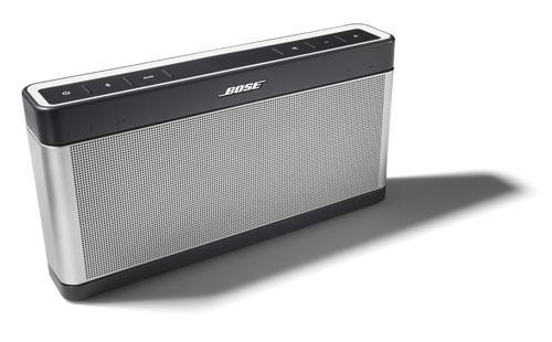 Enceinte Bose Soundlink Mobile III