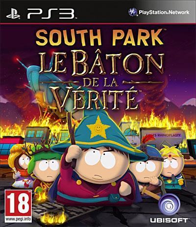 South Park - Le bâton de la vérité PS3 - PlayStation 3