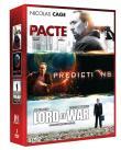 Photo : Nicolas Cage - Coffret - Le pacte + Prédictions + Lord of War - Pack