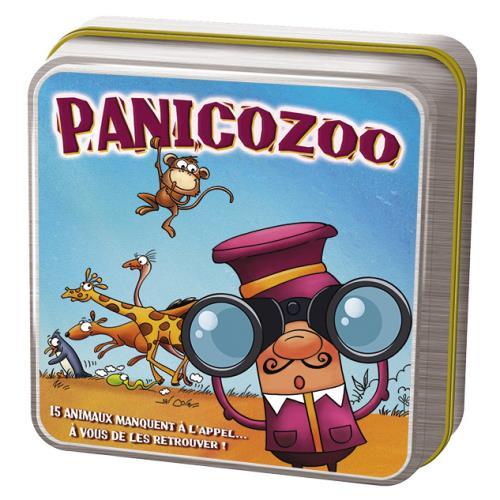 C´est la panique au zoo. Le gardien a besoin de vous pour retrouver 15 animaux différents qui manquent à l´appel. Votre objectif : identifier plus vite que les autres joueurs, et à plusieurs reprises, le seul animal présent sur toutes les cartes visibles.