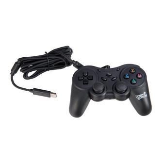 manette filaire tagmae pour xbox 360 noire accessoire console de jeux achat prix fnac. Black Bedroom Furniture Sets. Home Design Ideas