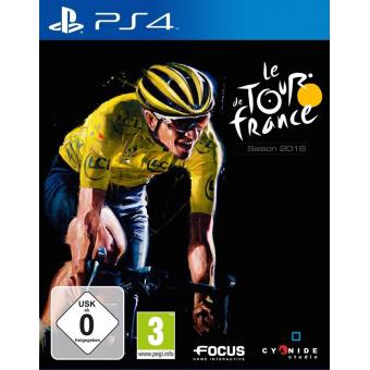 tour de france 2016 ps4 sur playstation 4 jeux vid o. Black Bedroom Furniture Sets. Home Design Ideas