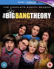The Big Bang Theory – Season 8 [Import anglais] (Blu-Ray)
