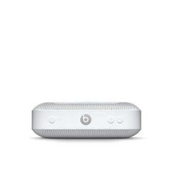 enceinte bluetooth beats pill blanc mini enceintes achat prix fnac. Black Bedroom Furniture Sets. Home Design Ideas