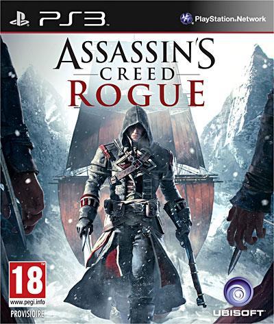 Assassin's Creed Rogue PS3 - PlayStation 3