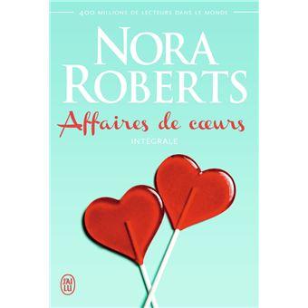 Affaires de coeurs l 39 int grale ce soir et jamais la - Coup de coeur nora roberts ...
