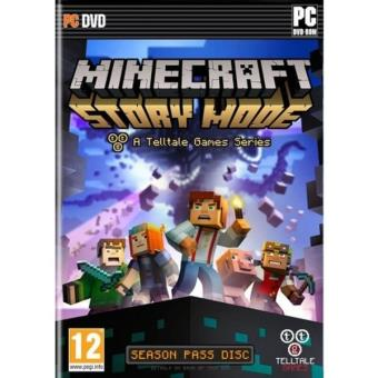 minecraft story mode pc sur pc jeux vid o achat prix fnac. Black Bedroom Furniture Sets. Home Design Ideas