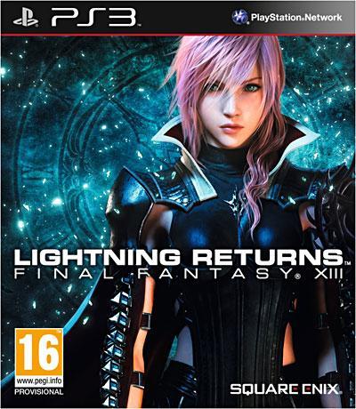 Final Fantasy XIII Lightning Returns PS3 - PlayStation 3