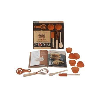 Coffret nestl cuisine 4 mains 25 recettes tout chocolat for Cuisine 4 mains