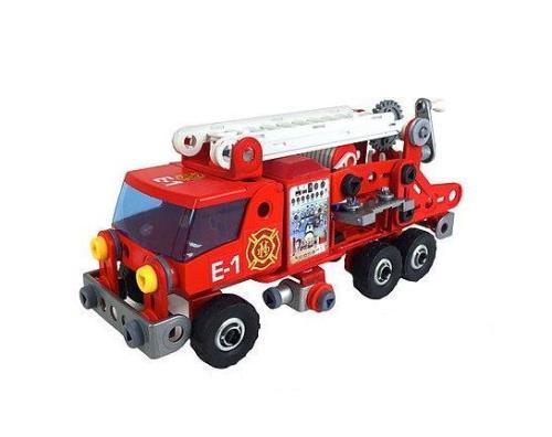Fnac.com : Camion de pompiers Meccano Junior 163 pièces - Meccano. Achat et vente de jouets, jeux de société, produits de puériculture. Découvrez les Univers Playmobil, Légo, FisherPrice, Vtech ainsi que les grandes marques de puériculture : Chicco, Bébé