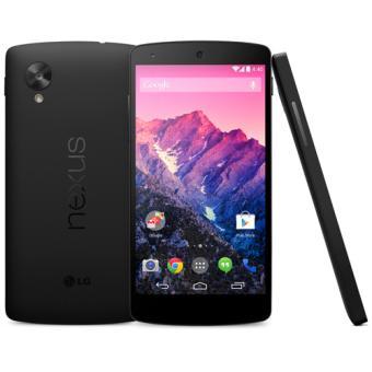 smartphone lg nexus 5 16 go noir smartphone sous. Black Bedroom Furniture Sets. Home Design Ideas