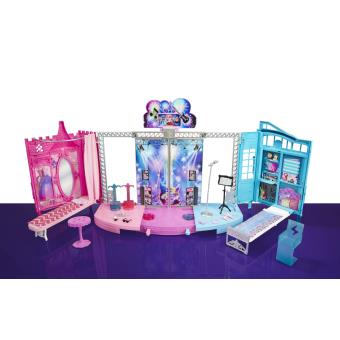 chteau spectacle barbie rockn royal